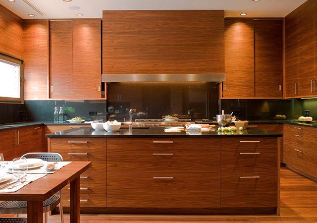 Proyectos cocinas modernas 04 for Proyecto cocina