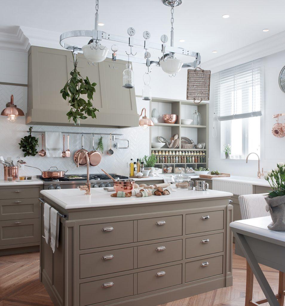 Cocinas modernas proyectos nacionales e internacionales - La cocina en casa ...