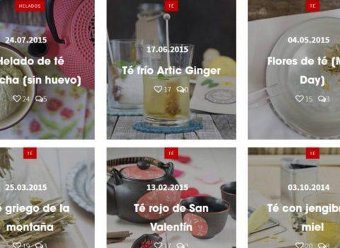 Los siete mejores blogs de cocina