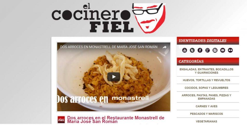 Genial el mejor blog de cocina im genes lo mejor de for Los mejores blogs de cocina