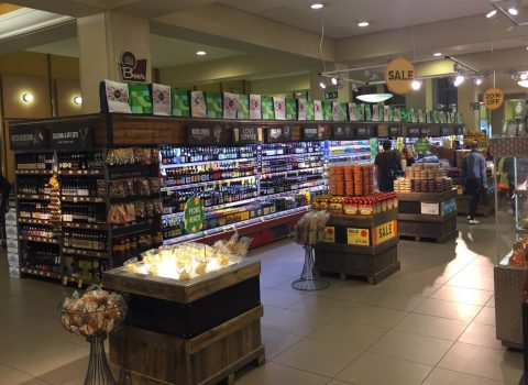 Tiendas del mundo: The Whole Foods Market