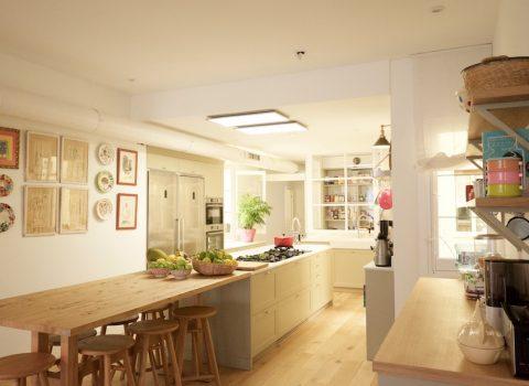 Samantha Vallejo-Nágera comenta su nueva cocina Deulonder en su blog