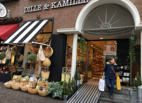 World stores: The hollandese «Dille & Kamille»