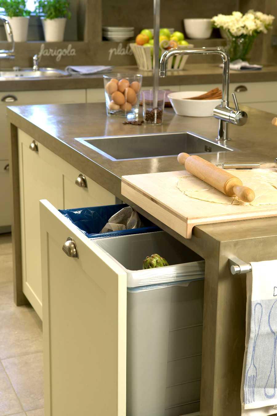 La basura en la cocina una cuesti n de selecci n for Como cocinar alubias de bote