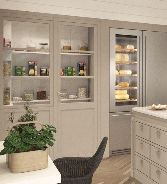 Cocinas modernas proyectos nacionales e internacionales for Cocinas modernas outlet