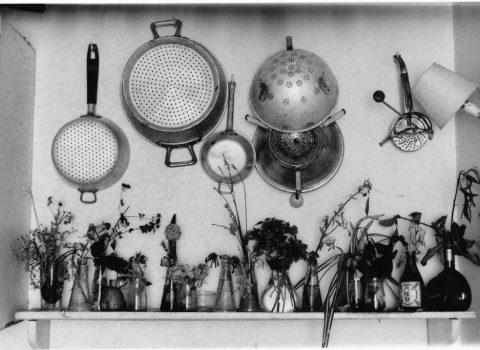 Marguerite Duras' kitchen