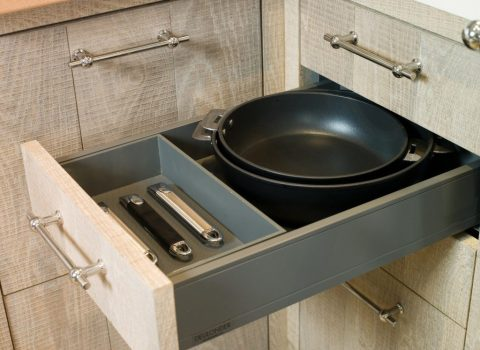 Aesthetic and practical: In our Deulonder store you will find the best pans in the market