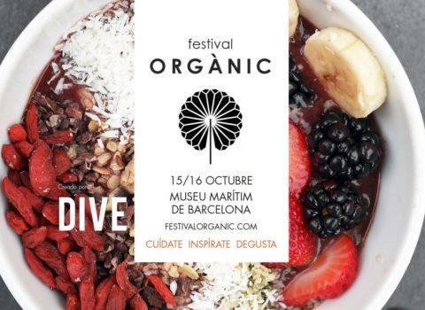 La primera edició del Festival Orgànic arriba a Barcelona