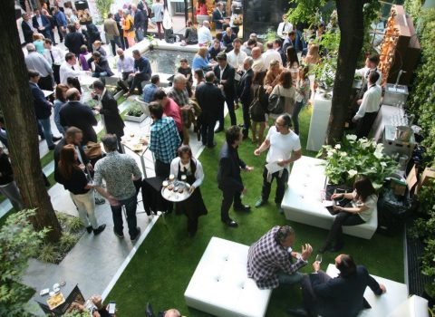 The opening of Casa Decor 2016 Madrid gathers authorities and celebrities