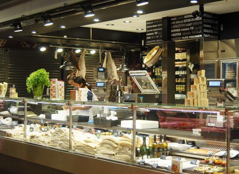 """The new """"Ninot"""" market of Barcelona: an experience to be lived"""