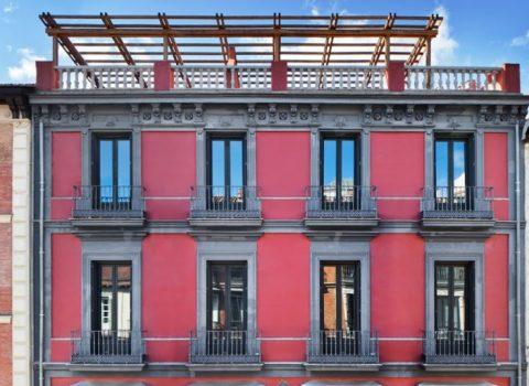 Deulonder última los detalles de su proyecto en Casa Decor Madrid 2016