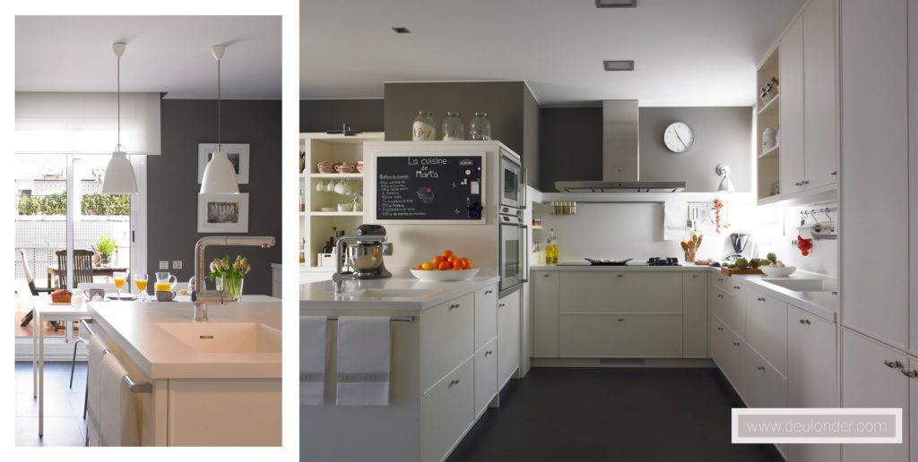 Projecte cuina moderna 15 for Cocinas modernas outlet