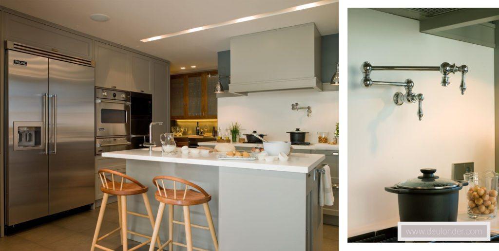 Proyecto cocina moderna 10 for Cocinas modernas outlet