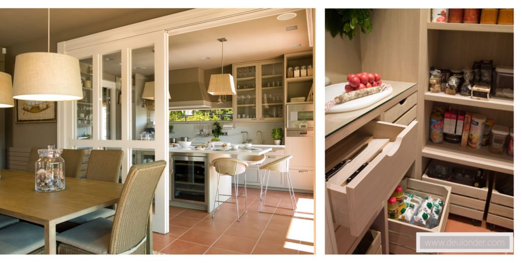 Proyecto cocinas modernas 06 for Cocinas modernas outlet