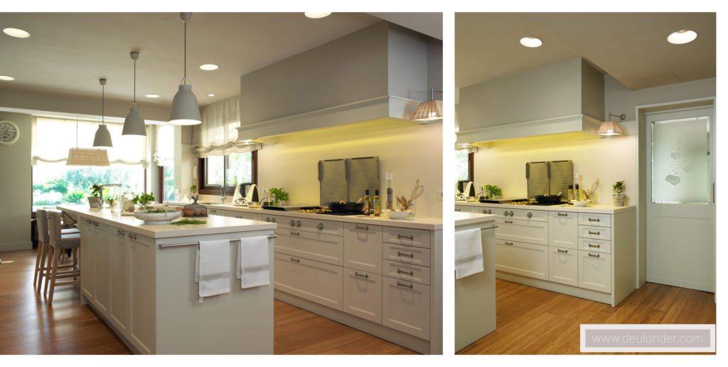 Proyecto cocina moderna 03 for Cocinas modernas outlet