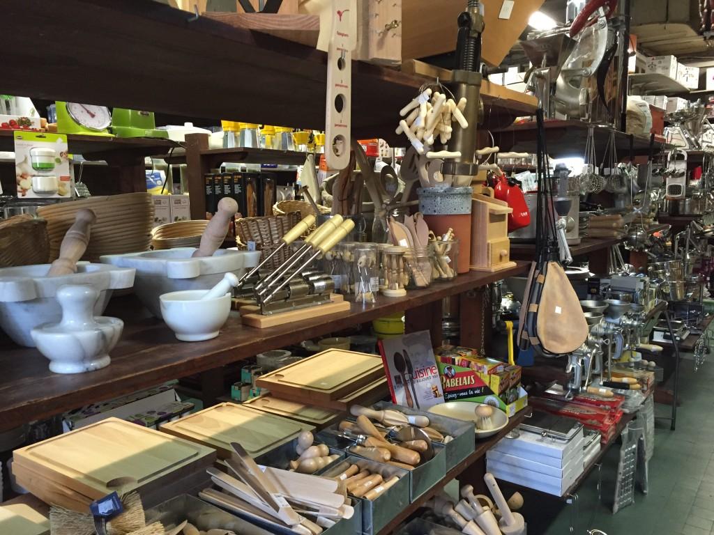 Botiga and idees per la cuina I Marsella