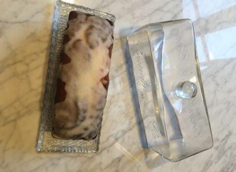 Receta de pastel de limón elaborado con el «menage» más puntero