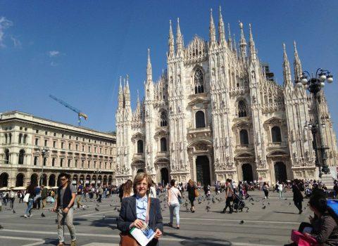 Un giro por Milán